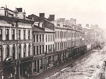 King Street 1856