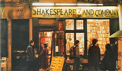 Shakespeare &Co.