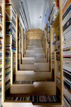 Book Stair
