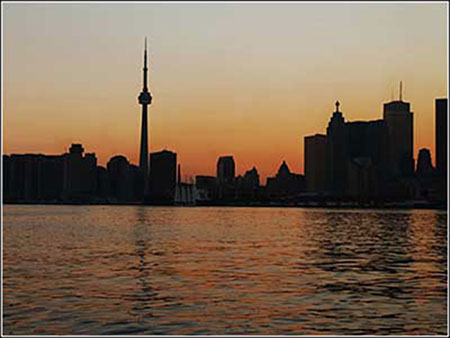 Dark Toronto