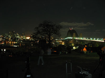 Sydney Australia Earth Hour