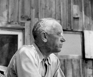an analysis of thinking like a mountain by aldo leopold For a conservationist, aldo leopold (1887-1948) was a surprisingly keen killer of   leopold gradually learned to think like a mountain.