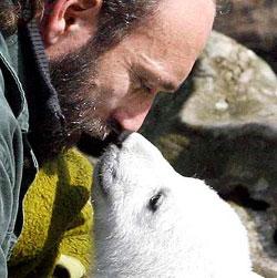 Thomas Dorflein and Knut