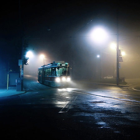 Midnight Tram to Humber