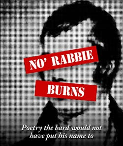 No Rabbie Burns